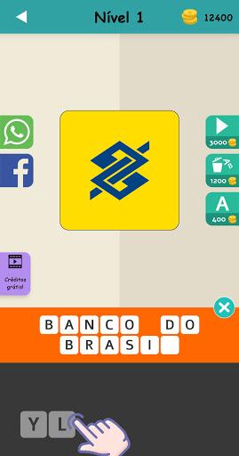 Logo Test: Brazil Brands Quiz, Guess Trivia Game 1.1.2 screenshots 4