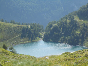 Photo: Lago di Campo dall' alto