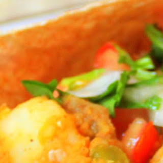 Lentil and Potato Taco/Burrito