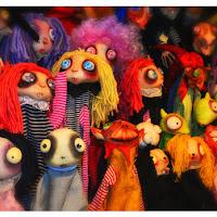 Spooky dolls di