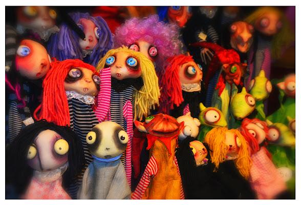 Spooky dolls di luly972