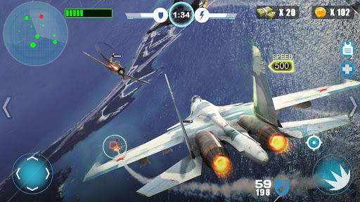 Air Fighter War - New recommended Thunder Shooting download 2