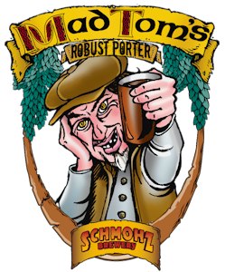 Logo of Schmohz Mad Tom's Robust Porter