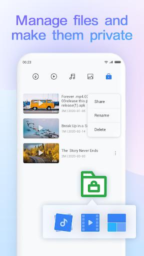 Mi Browser Pro - Video Download, Free, Fast&Secure  screenshots 5