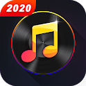 Music Player  & HD Video Player icon