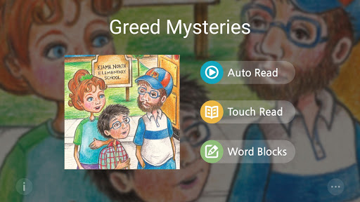 Mystery Readers 9 - Redeem 4CV
