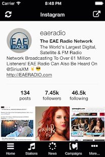 EAE Radio Networks- screenshot thumbnail