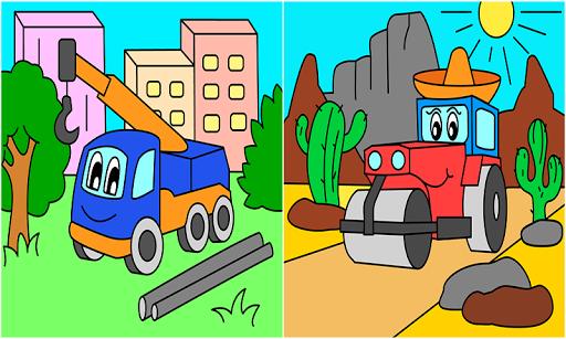 Painting cars  screenshots 3