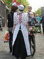 Традиционная одежда жительниц Spakenburg