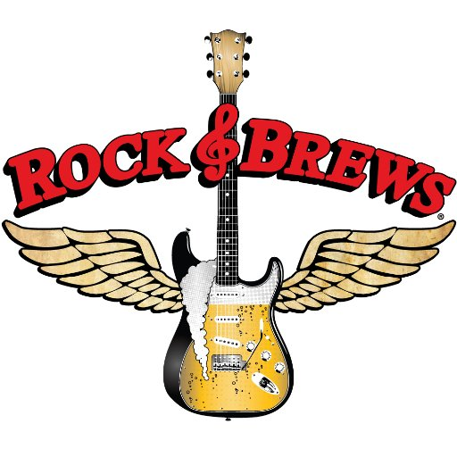 Logo for Rock & Brews Tustin