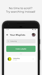 Playlistr APK screenshot thumbnail 4