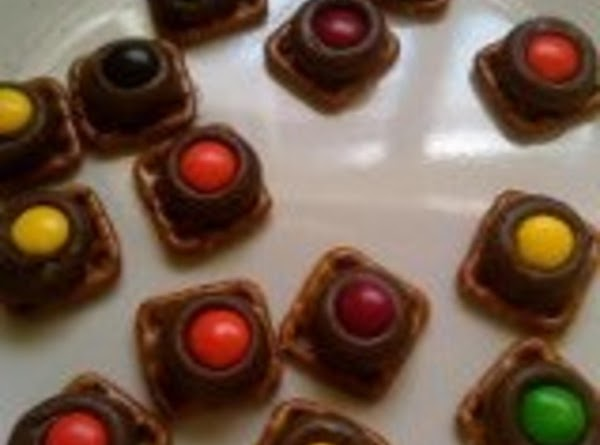 Chocolate Pretzel Squares Recipe