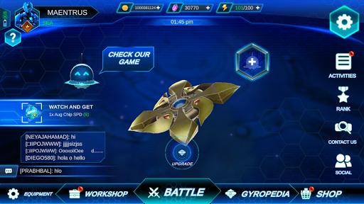 Gyro Buster 1.130 screenshots 23