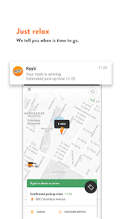 Kyyti Rideshare- screenshot thumbnail