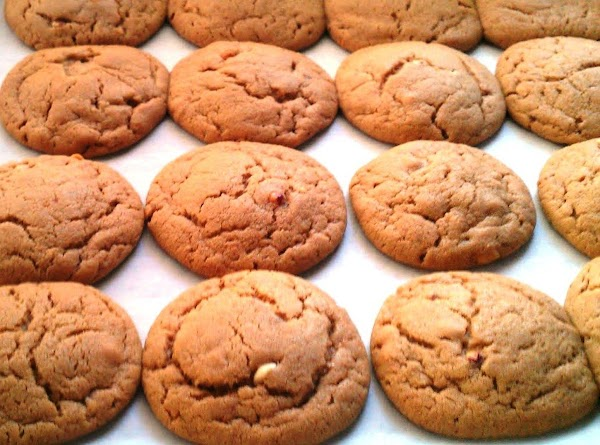 Crackle Top Peanut Butter Cookies Recipe