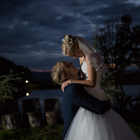 Svatební fotograf Jan Chochole (JanChochole). Fotografie z 01.01.2017