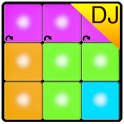 DJ Disco Pads - mix dubstep, dance, techno & house icon