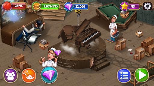 Cooking Team - Chef's Roger Restaurant Games 4.3 screenshots 21