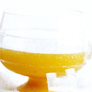 Ginger Pineapple Sparkling Punch Recipe