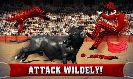 Angry Bull 2016 Screenshot