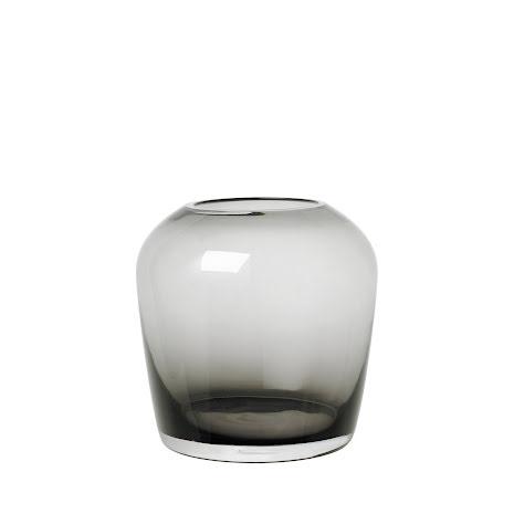 LETA, Vas 13 cm, Medium - Smoke