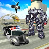 Police Car Autobots Robot Wars