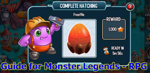 Guide Monster Legends - RPG for PC