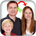 Change Faces for Photos icon