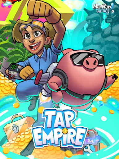 Tap Empire: Idle Tycoon Tapper & Business Sim Game screenshots 16