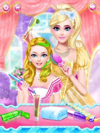 Princess dress up and makeover games 1.0 8