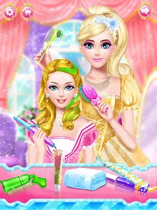 Princess dress up and makeover games 8