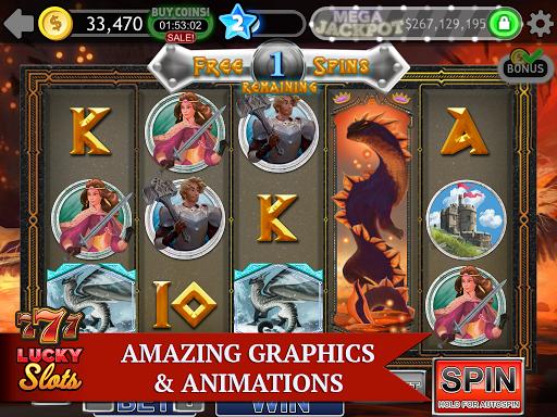 Lucky Slots - Free Casino Game 3.0.2 screenshots 3