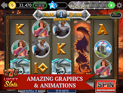 Lucky Slots - Free Casino Game- screenshot thumbnail
