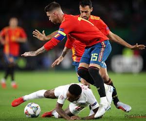 Spanje en recordman Ramos rekenen eenvoudig af met voetbaldwerg, Anderlecht-target scoort voor Zweden