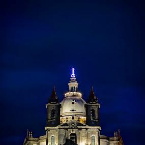 Sameiro I by Júlio Alves - Buildings & Architecture Places of Worship ( europe, god, church, braga, jesus, holy, portugal, minho, sameiro )