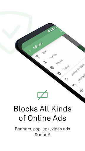 AdGuard: Content Blocker for Samsung and Yandex 2.5.6 screenshots 2