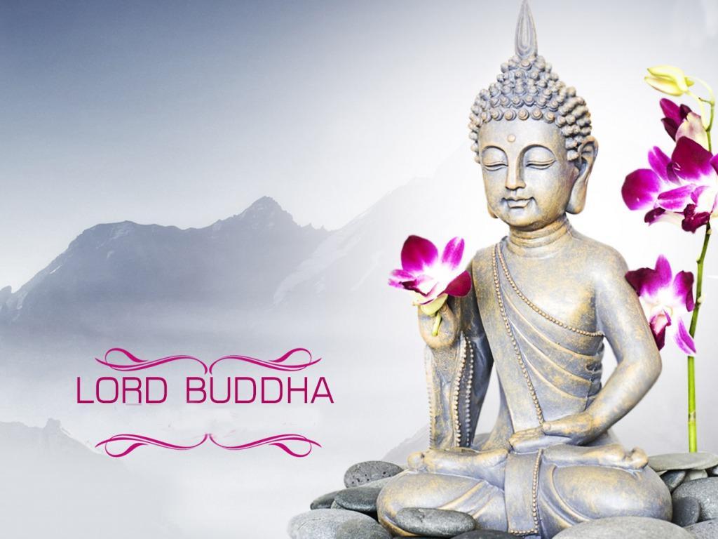 3d buddha wallpaper