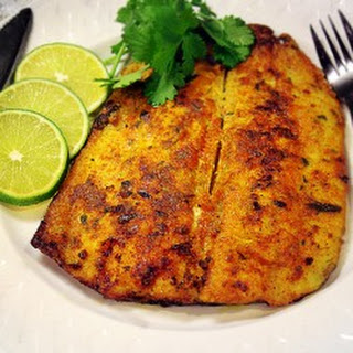 Easy Tawa Fish Fry