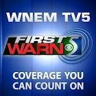 WNEM TV5 Weather icon