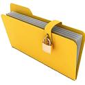 Secure Folder, file encryption icon