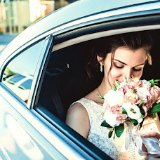 Wedding photographer Anastasiya Andreeva (FANTASY1). Photo of 25.09.2016