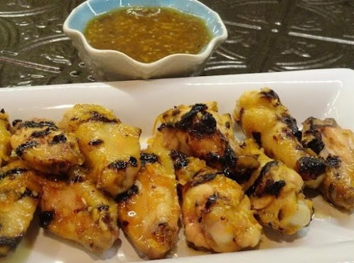 Click Here for Recipe: Orange Glazed Chicken Wings