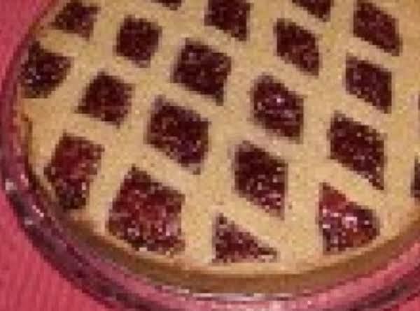 Linzer Torte Recipe