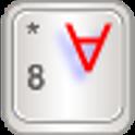 Logic Symbols Keyboard icon