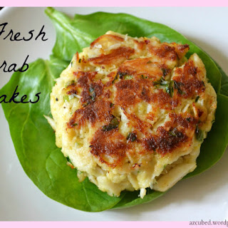 Fresh Crab Cakes Recipe