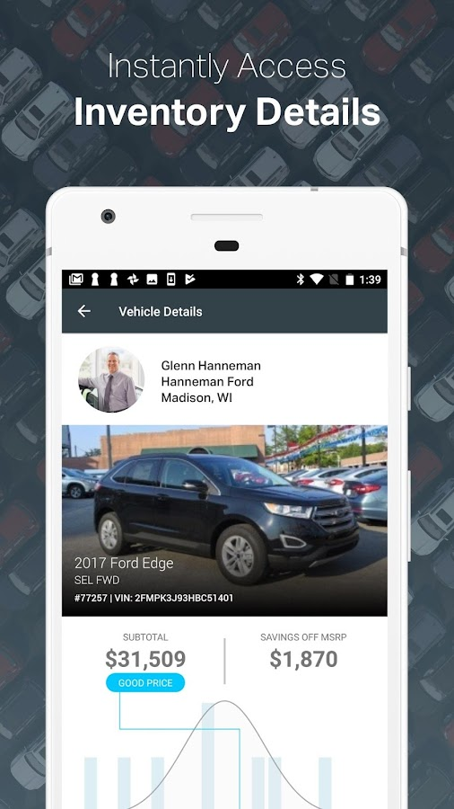 TrueCar Dealer- screenshot