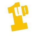 1UP, Civil Lines, New Delhi logo