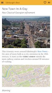 Edinburgh's Best: City Travel Guide - náhled