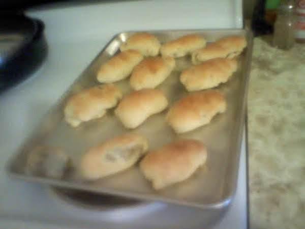 Pan Of Berishke, Fresh From The Oven!