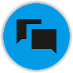 Anonymous Chat Messenger Icon